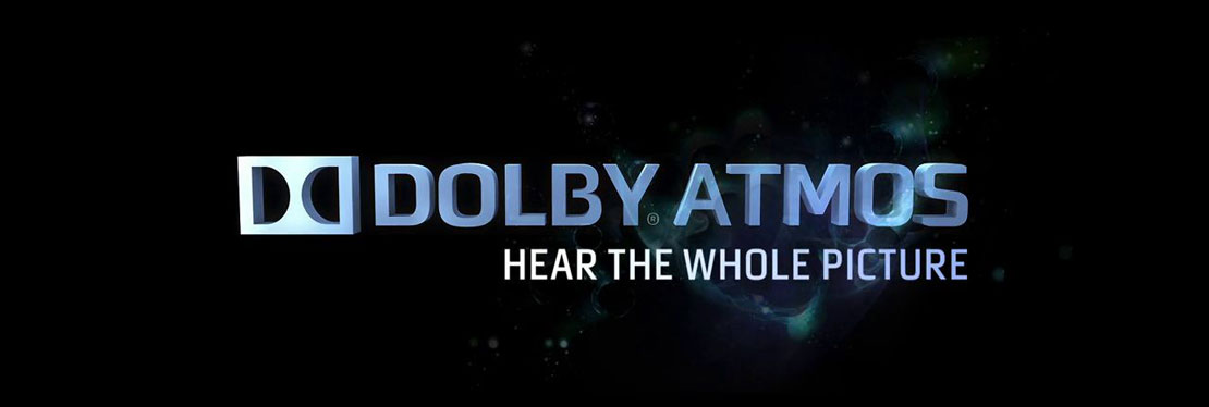 Dolby Atmos - Hear the whole picture